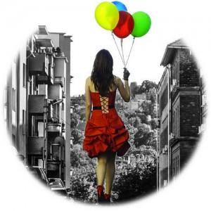 womenballon